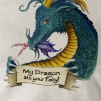 My Dragon Ate Your Fairy! T-shirt
