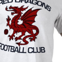 Red Dragons FC Tee T-shirt
